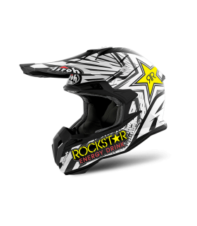 Casti Casca Airoh Terminator Open Vision Rockstar Matt Airoh Xtrems.ro