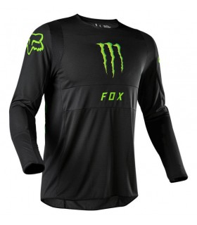 Tricouri Tricou FOX 360 MONSTER/PC [BLK] Fox Xtrems.ro