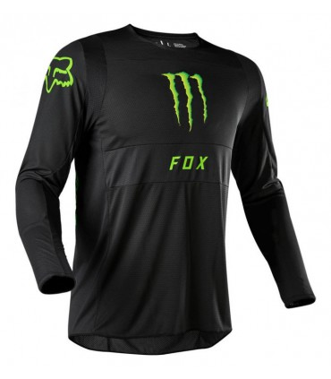 Tricou FOX 360 MONSTER/PC [BLK]