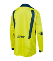 Tricouri Tricou Shift 3LACK MAINLINE [YLW/NVY] Shift Xtrems.ro
