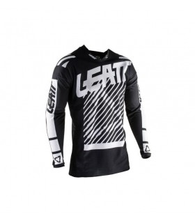 Tricouri Tricou LEATT GPX 4.5 LITE BLK Leatt Xtrems.ro