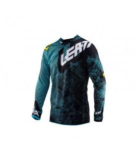 Tricouri Tricou LEATT GPX 4.5 LITE TECH BLUE Leatt Xtrems.ro