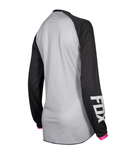 Tricouri Tricou FOX WMN 180 MATA [BLK/PNK] Fox Xtrems.ro