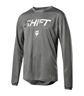 Tricouri Tricou SHIFT WHIT3 GHOST COLLECTION LE [GRY] Shift Xtrems.ro