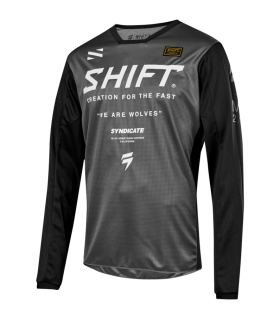 Tricouri Tricou SHIFT WHIT3 MUSE [SMK] Shift Xtrems.ro