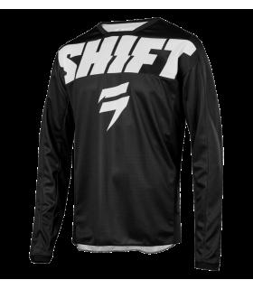 Tricouri Tricou SHIFT WHIT3 YORK [BLK] Shift Xtrems.ro