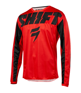 Tricouri Tricou SHIFT WHIT3 YORK [RD] Shift Xtrems.ro