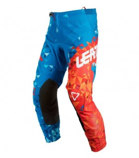 Pantaloni Leatt Gpx 4.5 Blu/Red