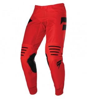 Pantaloni Pantaloni Shift Label Race Pant [RED/BLACK] Shift Xtrems.ro