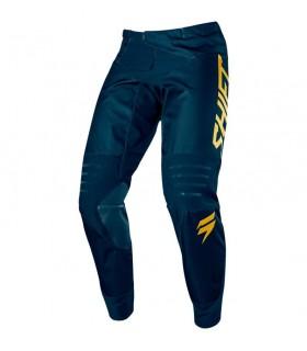 Pantaloni Pantaloni Shift Label Navy/Gold Pant [Nvy/Gld] Shift Xtrems.ro