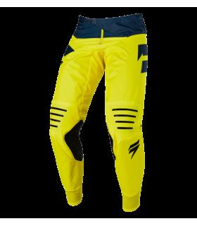 Pantaloni Pantaloni Shift Mainline Pant [YLW/NVY] Shift Xtrems.ro