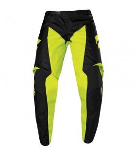 Pantaloni Pantaloni Shift Label Race Pant [FLO YLW] Shift Xtrems.ro