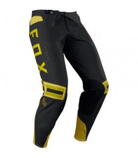 Pantaloni Pantaloni Fox Flexair Preest Pant [DRK YLW] Limited Edition Fox Xtrems.ro