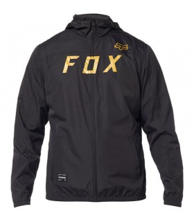 Geci Geaca FOX MOTH WINDBREAKER [BLK] Fox Xtrems.ro