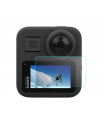 Carcase/Protectii Set 2 Folii Protectie Din Sticla LCD Compatibile GoPro MAX Xtrems Xtrems.ro