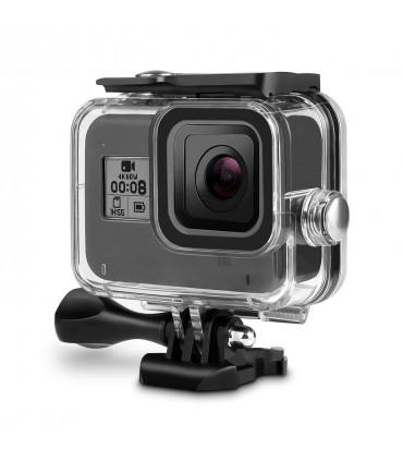 Carcasa Subacvatica Transparenta Compatibila GoPro Hero 8 Black