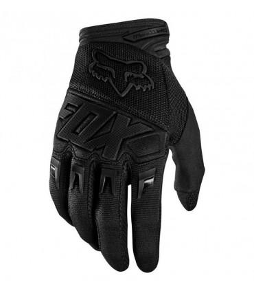 Manusi FOX Dirtpaw Glove - Race [BLK/BLK]