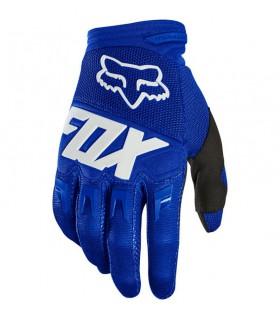 Manusi Manusi FOX Dirtpaw Glove - Race [BLU/WHT] Fox Xtrems.ro