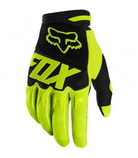 Manusi Manusi FOX Dirtpaw Glove Race [FLO YLW] Fox Xtrems.ro