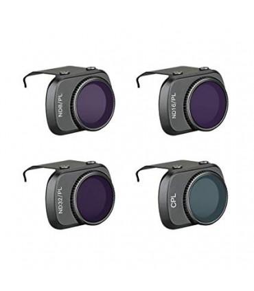 Set 4 Filtre Pentru Drona Dji Mavic Mini - ND4, ND8, ND16, ND32