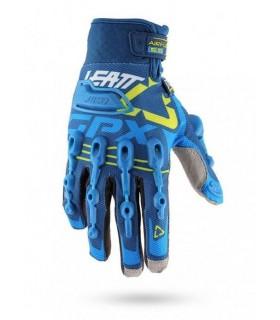 Manusi Manusi Leatt Glove GPX 5.5 Windblock Blu/Yel/Wht Leatt Xtrems.ro