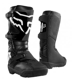 Cizme Moto Fox Comp X Boot [BLK]