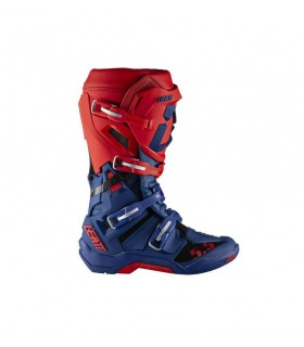Cizme Moto Leatt Boot Gpx 5.5 Flexlock Royal
