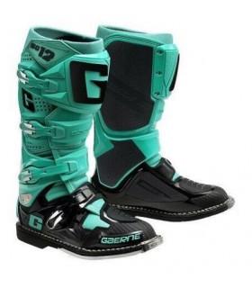 Cizme Moto Gaerne SG 12 Special Edition Aqua Black