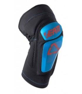 Protectii Protectie Leatt Knee Guard 3df 6.0 Fuel/Black Leatt Xtrems.ro