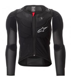 Protectii Protectie Alpinestars Evolution Ls Jacket Black/White/Red Alpinestars Xtrems.ro