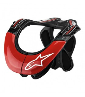 Protectii Protectie Alpinestars Bns Tech Carbon Neck Support Anther Alpinestars Xtrems.ro