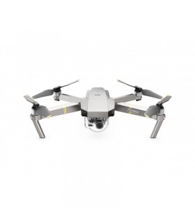 Drona DJI Mavic Pro - PLATINUM + Husa DJI si Card 64GB Sandisk cadou