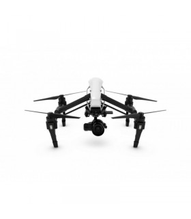 DJI DJI Inspire 1 RAW, Drona cu Gimbal Zenmuse X5R şi Cameră RAW 4K Profesională + Telecomanda suplimentara + 4 Baterii supli...