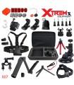 Seturi accesorii Set 34 accesorii - Geanta Xl, Selfie Stick, Ventuza Mare,Tripod Xtrems Xtrems.ro