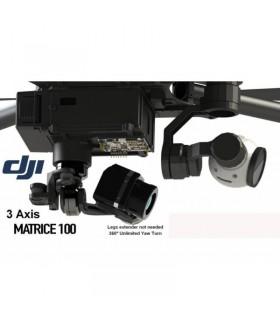 Gimbal FLIR Vue PRO pentru DJI Matrice 100/ 600, stabilizare pe 3 axe