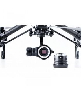 DJI DJI Inspire 1 PRO, Drona cu Gimbal Zenmuse X5 şi Cameră 4 K Profesională Dji Xtrems.ro