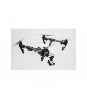 DJI DJI Inspire 1 V2.0 - Dronă cu gimbal, Cameră 4 K şi 2 Radiocomenzi + Filtru ND cadou Dji Xtrems.ro