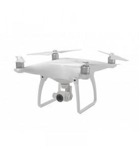Drona DJI Phantom 4, Cameră 4 K, Gimbal 3 axe, Senzor proximitate