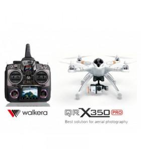 Walkera Walkera QR X350PRO GoPro version – Drona cu Radiocomandă Devo F7 şi Gimbal 3D Walkera Xtrems.ro