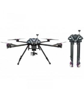 Walkera Walkera QR X800 - Drona Profesională cu radiocomandă Devo F12E FPV şi Gimbal 3D Walkera Xtrems.ro