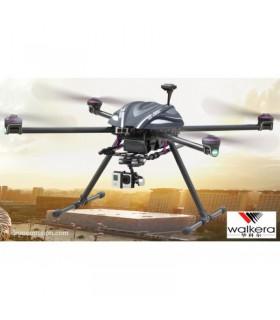 Walkera QR X800 - Drona Profesională cu radiocomandă Devo F12E FPV şi Gimbal 3D
