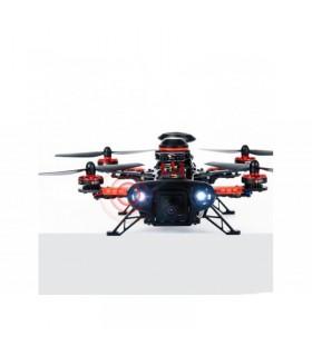 Walkera Walkera Runner 250(R) Advance GPS, Dronă de curse cu design modular, Fibră din Carbon, Cameră Full HD Walkera Xtrems.ro