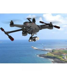 Walkera Walkera Scout X4 - Dronă cu Radiocomandă Devo F12E, Gimbal 3D şi modul FPV - GoPro Version + PadHolder CADOU Walkera...