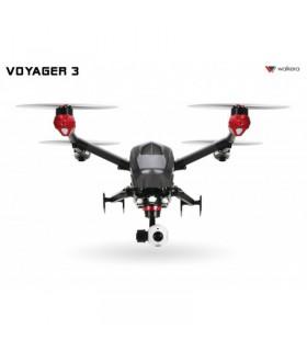Walkera Walkera Voyager 3 - Dronă cu Gimbal 3D şi cameră Walkera Xtrems.ro