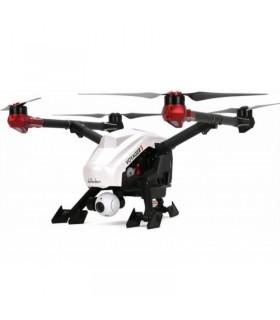 Walkera WALKERA VOYAGER 3, WHITE - Dronă cu GIMBAL 3D şi Cameră, 2 x Radiocomandă DEVO F12E Walkera Xtrems.ro