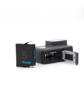 Baterie Compatibila Gopro Hero 6, 7 Black, 3.85V, 1220 mAh, Inregistare indelungata