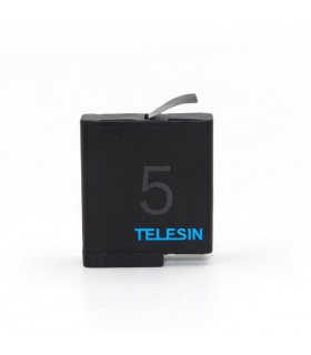 Baterii Baterie Compatibila Gopro Hero 6, 7 Black, 3.85V, 1220 mAh, Inregistare indelungata Telesin Xtrems.ro