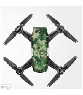 Mai mult despre Skin pentru drona DJI Spark - diferite modele