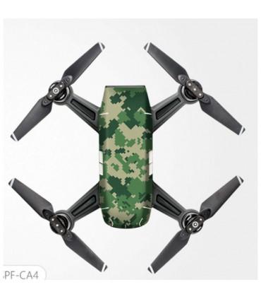 Skin pentru drona DJI Spark - diferite modele
