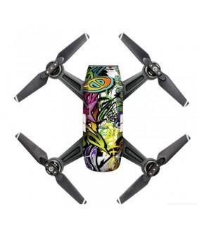 Accesorii Diverse Skin pentru drona DJI Spark - diferite modele Xtrems Xtrems.ro